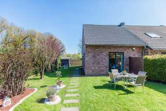Holiday cottage in Spa for 2/3 persons in the Ardennes