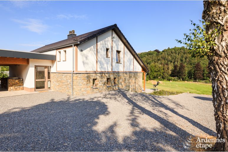 Holiday home in Spa for 4 - 6 people in the Ardennes