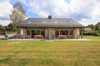 Holiday cottage in Spa for 9/11 persons in the Ardennes