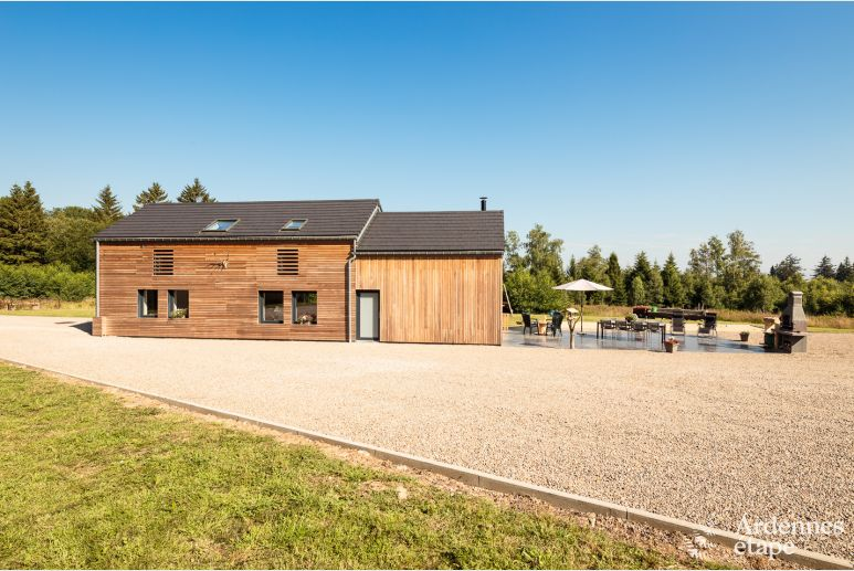 Holiday home for 7 people in Spa in the Ardennes