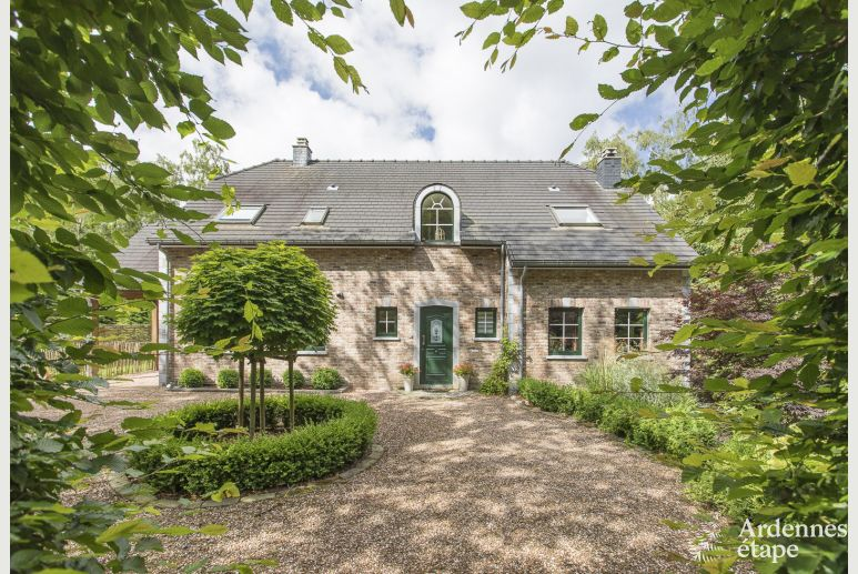 Holiday home in Spa for 12 people in the Ardennes