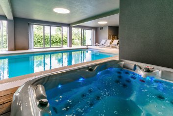 Vacation home for 9 persons in Spa in the Ardennes