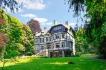 Villa in Spa for your holiday in the Ardennes with Ardennes-Etape