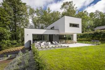 Luxury villa in Spa for 12 persons in the Ardennes