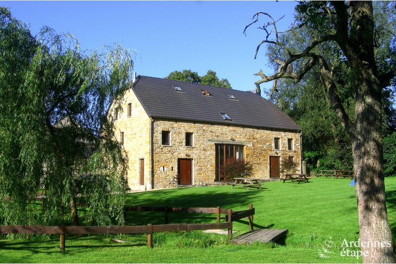 Comfortable holiday home for six people for rent in Sprimont in the Ardennes
