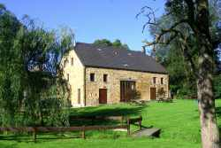 Holiday cottage in Sprimont for 16 persons in the Ardennes