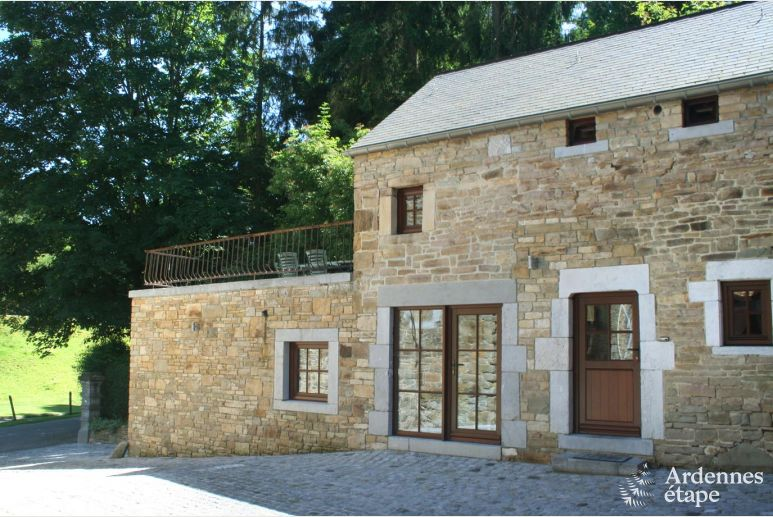 Magnificent cottage in an idyllic environment for 4 people in Sprimont