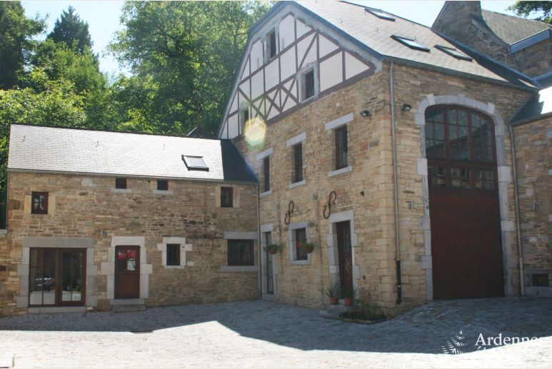 Typical holiday home in an enchanting setting in Sprimont in the Ardennes