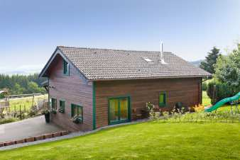 Typical holiday chalet for 9 people in Stavelot, dogs allowed