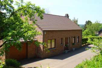 Well-equipped holiday house for 6 persons to rent in Stavelot