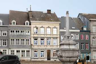 Luxury holiday villa for 14 pers. at the heart of Stavelot in Liège