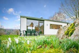 Chalet in Stoumont for 5 persons in the Ardennes