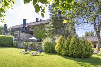 3.star cottage for 6 persons in an old farmhouse in Stoumont