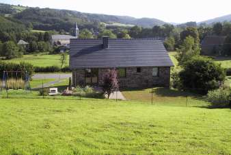 Pretty holiday home with relaxation area for 14 persons in Stoumont