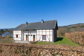 Holiday cottage in Stoumont for 14 persons in the Ardennes