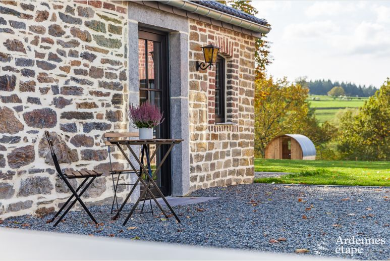 Holiday cottage in Stoumont for 2 persons in the Ardennes