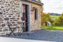 Baker's oven in Stoumont for your holiday in the Ardennes with Ardennes-Etape