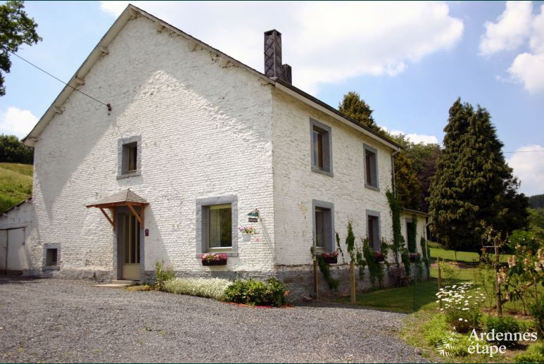 Self-catering accommodation for 8 pers. near Tenneville in the Ardennes