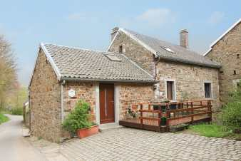 Typical farmhouse converted into a 3 to 4 persons in Theux