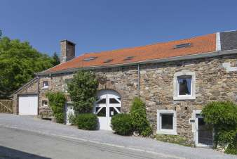 Charming holiday cottage a stone's throw away from Spa and Stoumont