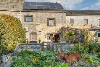 Holiday cottage in Tinlot for 4 persons in the Ardennes