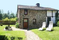 Holiday cottage in Trois-Ponts for 2 persons in the Ardennes