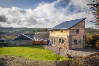Holiday cottage in Trois-Ponts for 2/4 persons in the Ardennes