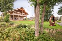 Chalet in Trois-Ponts for your holiday in the Ardennes with Ardennes-Etape