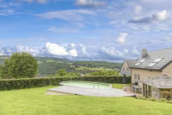 Holiday cottage in Trois-Ponts for 6 persons in the Ardennes