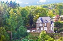 Manor house in Trois-Ponts for your holiday in the Ardennes with Ardennes-Etape