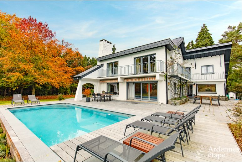Great holiday villa for 9 persons in Trooz in the province of Liège
