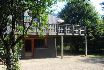 Cosy holiday house for 2/3 persons in Vaux-sur-Sûre, dogs allowed
