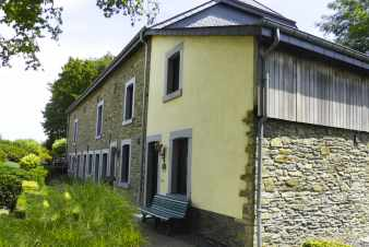 Nice and typical holiday home for 5 people in Vaux-sur-Sûre