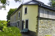 Small farmhouse in Vaux sur sûre for your holiday in the Ardennes with Ardennes-Etape