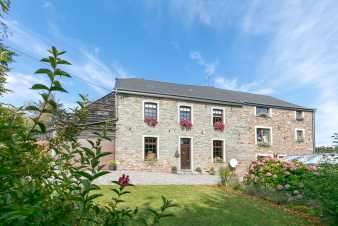 Holiday cottage in Vaux-sur-sûre for 4 persons in the Ardennes
