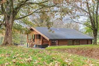 Chalet in Vielsalm for 7 persons in the Ardennes