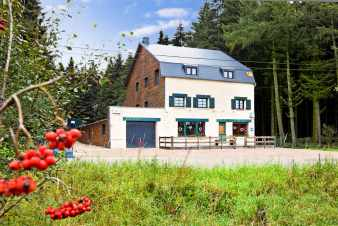 Holiday cottage in Vielsalm for 30/36 persons in the Ardennes