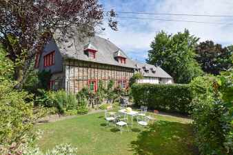 Holiday cottage close to Vielsalm for 6/8 persons in the Ardennes