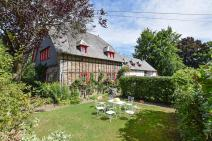 Manor house in Vielsalm for your holiday in the Ardennes with Ardennes-Etape