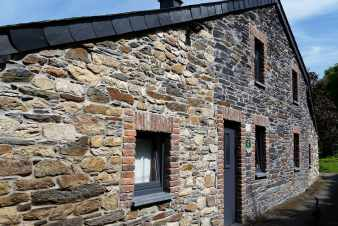 Holiday cottage for 4/5 persons on an ancient farm in Vielsalm