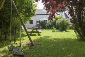 Holiday house for 4 persons to rent in idyllic Vielsalm in the Ardennes