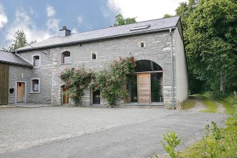 Holiday cottage in Vielsalm for 13 persons in the Ardennes