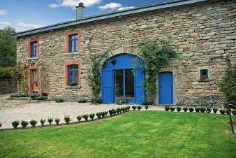 Holiday cottage in Vielsalm for 11 persons in the Ardennes