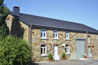 Comfortable holiday home for 10 persons in Vielsalm in the Ardennes
