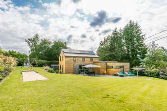 Luxury villa in Vielsalm for 7/8 persons in the Ardennes
