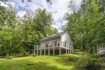 Chalet in Viroinval for 6 persons in the Ardennes