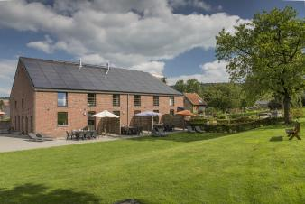 Holiday cottage with garden for 24 pers. to rent in Voeren, dogs allowed