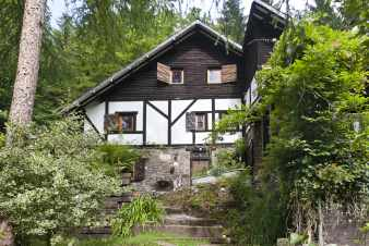 Chalet in Vresse-sur-Semois for 9 persons in the Ardennes