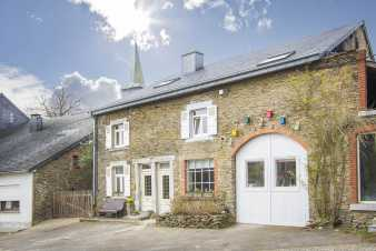 Holiday home in Vresse-sur-Semois for 13 - 14 people in the Ardennes