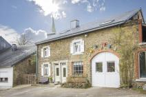 Village house in Vresse-sur-Semois for your holiday in the Ardennes with Ardennes-Etape